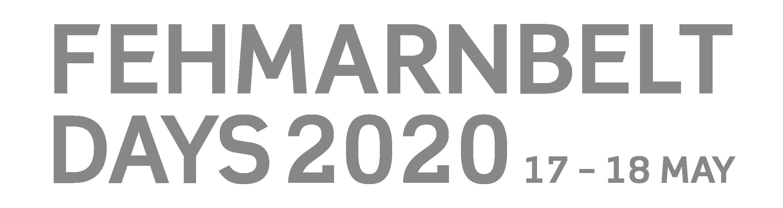 Fehmarnbelt Days 2020 Logo